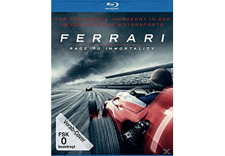 Ferrari - Race To Immortality [Blu-ray]