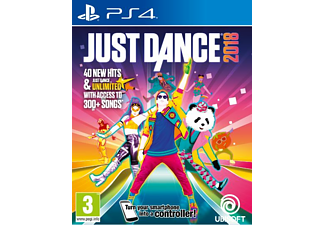 UBISOFT Just Dance 2018 PS4