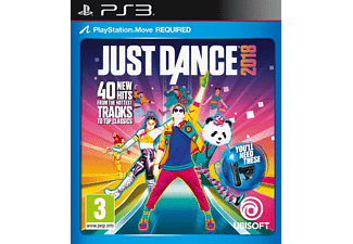 UBISOFT Just Dance 2018 PS3