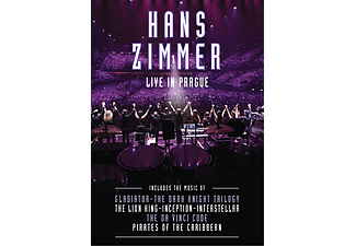 Hans Zimmer - Live In Prague (Blu-ray)