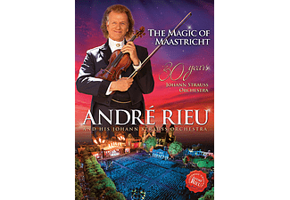 André Rieu - The Magic Of Maastricht (DVD)