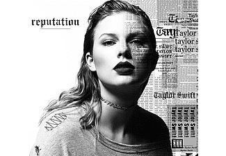 Taylor Swift - Reputation (Limitált Deluxe 2.) (CD)