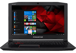 ACER Gaming laptop Predator Helios 300 G3-572-77W1 Intel Core i7-7700HQ