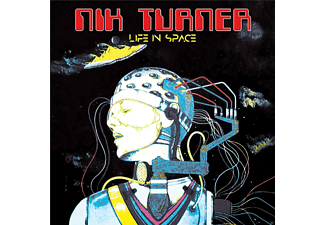 Nik Turner - Life In Space - (CD)