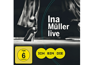 Ina Müller - Ich Bin Die - Live - (CD + DVD Video)