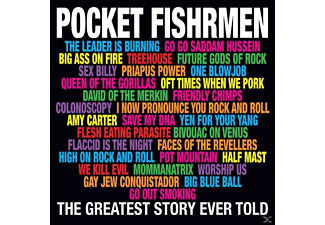 Pocket Fishrmen - The Greatest Story Ever Told (LTD LP+Bonus CD) - (LP + Bonus-CD)