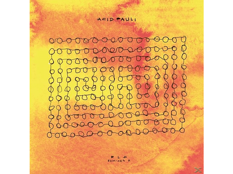 Acid Pauli - BLD Remixes A [Vinyl]