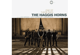 The Haggis Horns - One Of These Days - (CD)