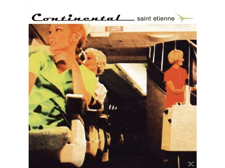 Saint Etienne - Continental [LP + Download]