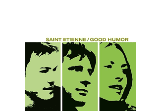Saint Etienne - Good Humor - (LP + Download)