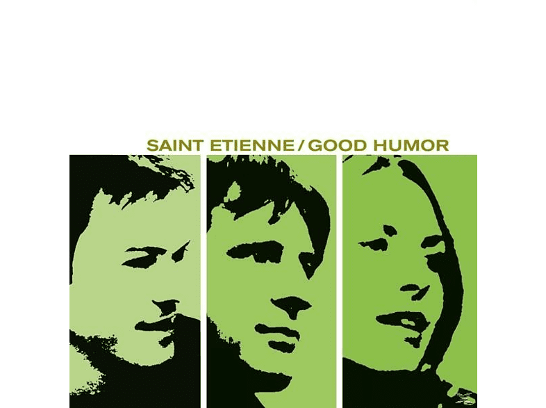 Saint Etienne - Good Humor [LP + Download]
