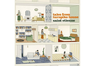 Saint Etienne - Tales From Turnpike House - (LP + Download)