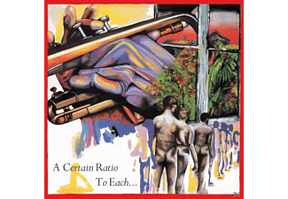 A Certain Ratio - To Each - (CD)