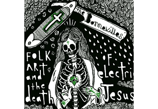 The Bonnevilles - Folk Art And The Death Of Electric Jesus - (Vinyl)