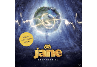 Werner Nadolny's Jane - Eternity 2.0 - (CD)