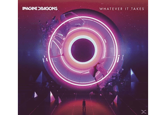Imagine Dragons - Whatever It Takes (2-Track) - (5 Zoll Single CD (2-Track))