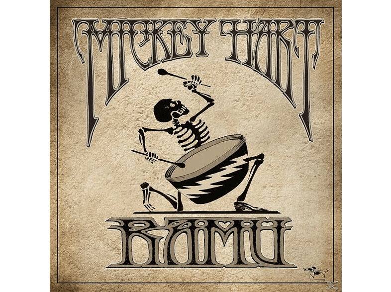 Mickey Hart - Ramu [CD]