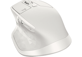 LOGITECH MX Master 2S Wireless Mouse - LIGHT GREY (910-005141 )
