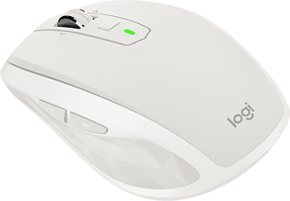 LOGITECH MX Anywhere 2S Wireless Mobile Mouse - LIGHT GREY (910-005155 )