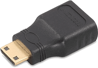 S-LINK SLX-685 Gold HDMI F TO Mini HDMI M Adaptör