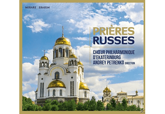 Choeur Philharmonique Dekaterinburg - Prieres Russes - (CD)