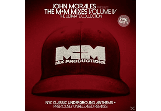 John/various Morales - The M+M Mixes 4 (Part A) - (Vinyl)