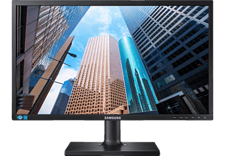 SAMSUNG S24E450BL LED 23.6 Zoll Full-HD Monitor (5 ms Reaktionszeit, 60 Hz)
