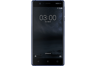 NOKIA 3 Dual SIM Tempered Blue (11NE1L01A10)