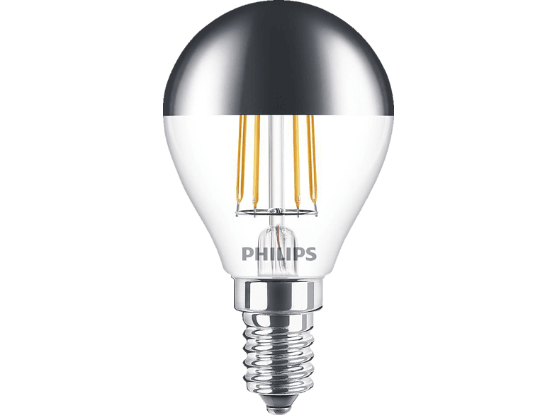 PHILIPS 75082700 LED Leuchtmittel E14 Warmweiß 4 Watt 397 Lumen