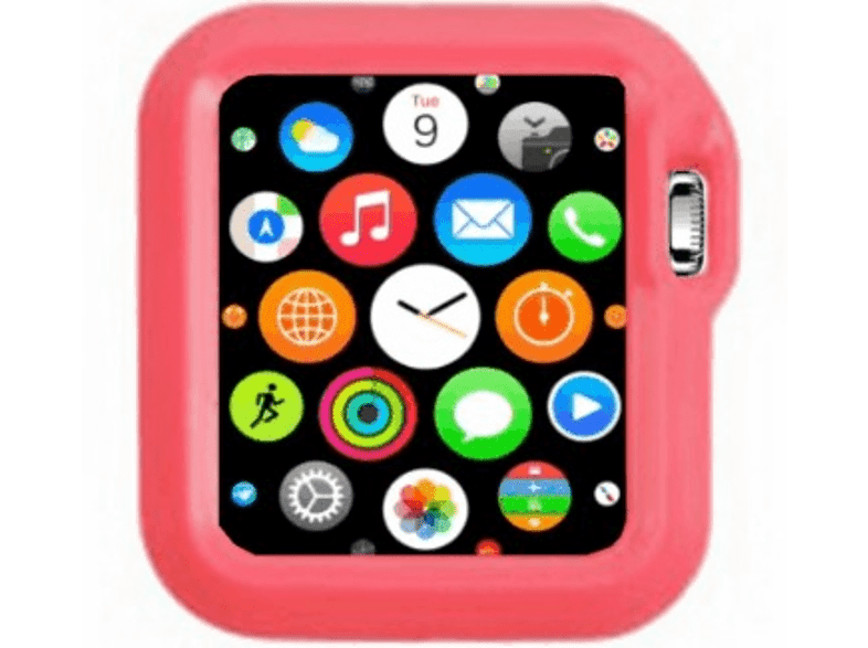 4YOUR WATCH Cover Fashion Case Apple Watch Oranje (4YW-FC38OR)