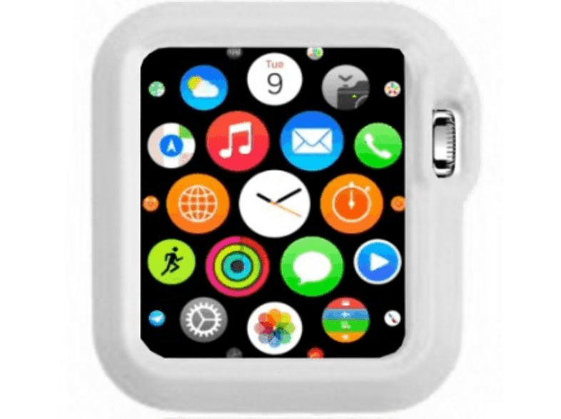 4YOUR WATCH Cover Fashion Case Apple Watch Wit (4YW-FC38WH)