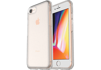 OTTERBOX Symmetry Clear iPhone 7 Plus/iPhone 8 Plus Handyhülle, Transparent/Stardust