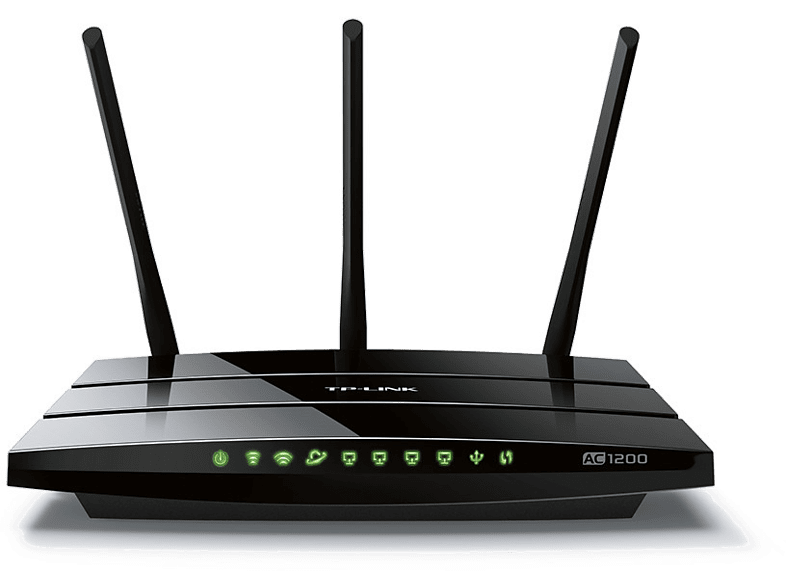 TP-LINK Router Dual Band AC1200 (ARCHER C1200)