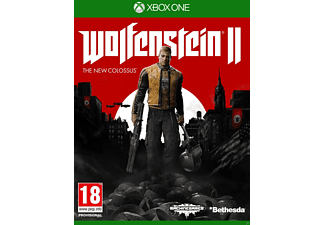 Xbox One Wolfenstein II: The New Colossus
