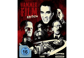 Hammer Film Edition - (Blu-ray)