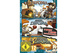 Deponia Family Pack - PC