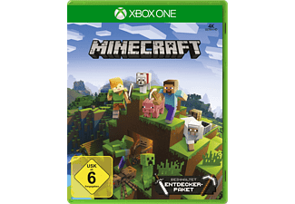 Minecraft STD + Explorers Pack - Xbox One