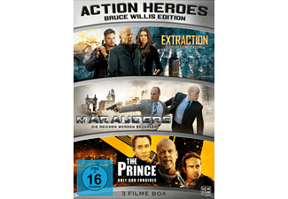 Action Heroes - Bruce Willis Edition - (DVD)