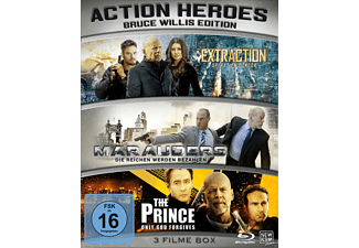 Action Heroes - Bruce Willis Edition - (Blu-ray)