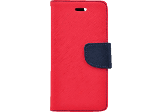 AGM BS FASHION Bookcover Apple iPhone 7 Plus, iPhone 8 Plus Kunstleder Rot