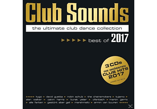 VARIOUS - Club Sounds-Best Of 2017 - (CD)