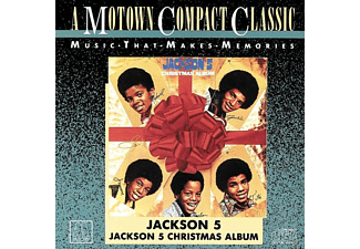 The Jackson 5 - Christmas Album (LP) - (Vinyl)