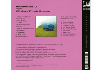 Throbbing Gristle - 20 Jazz Funk Greats (2CD) - (CD)