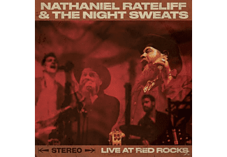 Nathaniel Rateliff And The Night Sweats - Live At Red Rocks - (CD)