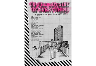 VARIOUS - To The Outside Of Everything '77-'81 (5CD Boxset) - (CD)