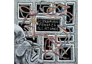 Screaming Females - All At Once - (Vinyl)