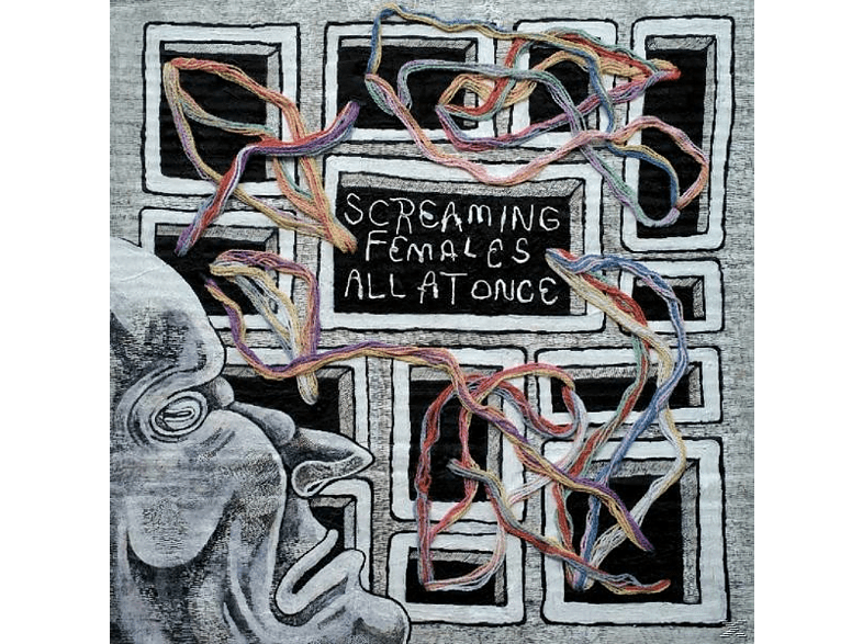 Screaming Females - All At Once [CD]