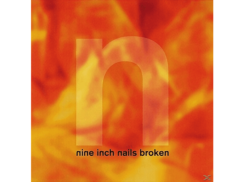 "Nine Inch Nails - Broken EP (Limited 7""+12"" LP) [Vinyl]"