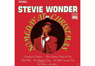 Stevie Wonder - Someday At Christmas - (Vinyl)