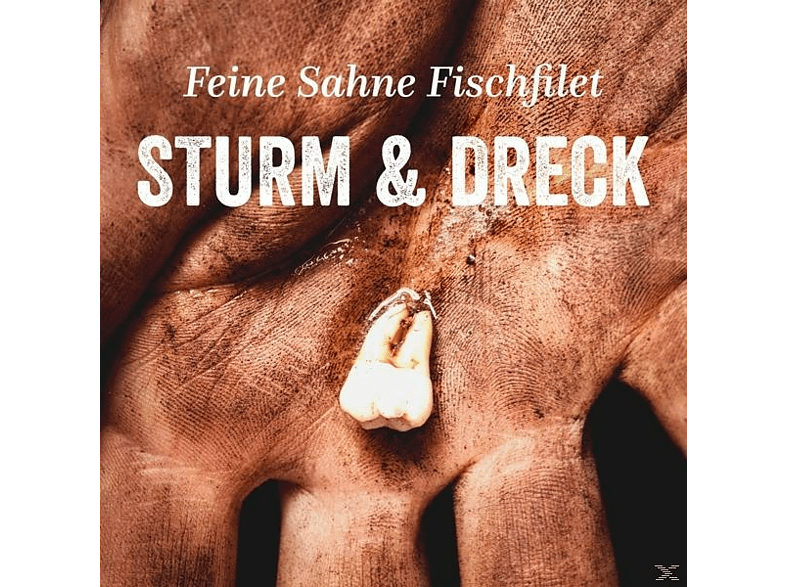 Feine Sahne Fischfilet - Sturm & Dreck (+Booklet/Download) [LP + Download]